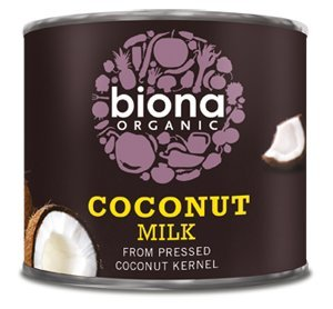 (Pack Of 3) - Organic Coconut Milk | BIONA from Biona