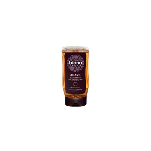 BIONA ORG DARK AGAVE SYRUP 250ML (Pack of 2) from Biona