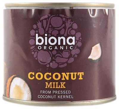Biona Coconut Milk 200ml (Pack of 4) from Biona