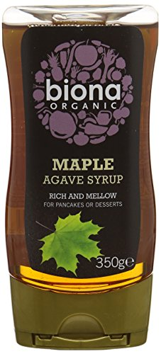 Biona Organic Maple Agave Syrup 350 g from Biona