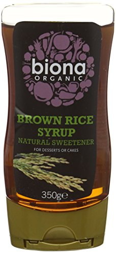 Biona Organic Brown Rice Syrup 350 g (Pack of 3) from Biona Organic