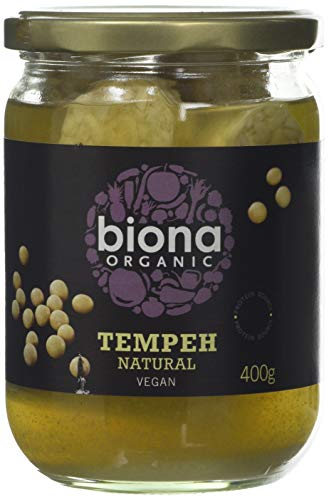 Biona Organic Tempeh, 400 g, (Pack of 6) from Biona