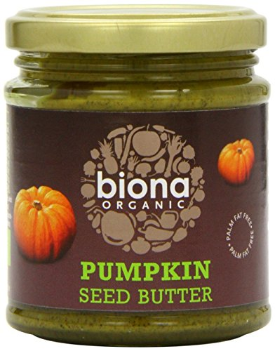 Biona Pumpkin Seed Butter 170g (Pack of 3) from Biona