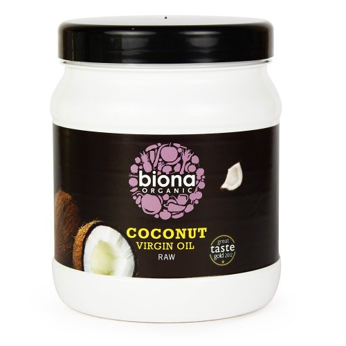Biona - Virgin Coconut Oil - 200g - Free from Cholesterol and Trans Fat from Biona