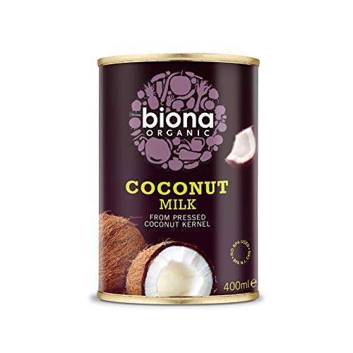 Organic Coconut Milk (400ml) x 2 Pack Deal Saver from Biona