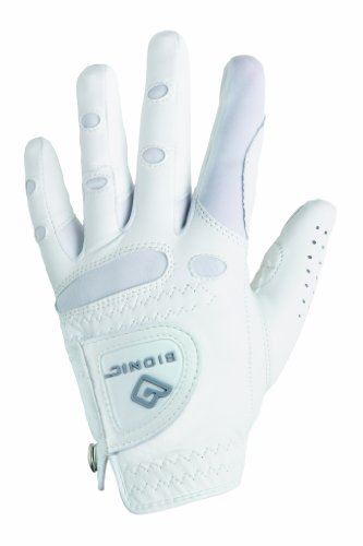 Bionic StableGrip Golf Glove, Womens Left Hand Medium (Right Handed Golfer) from Bionic