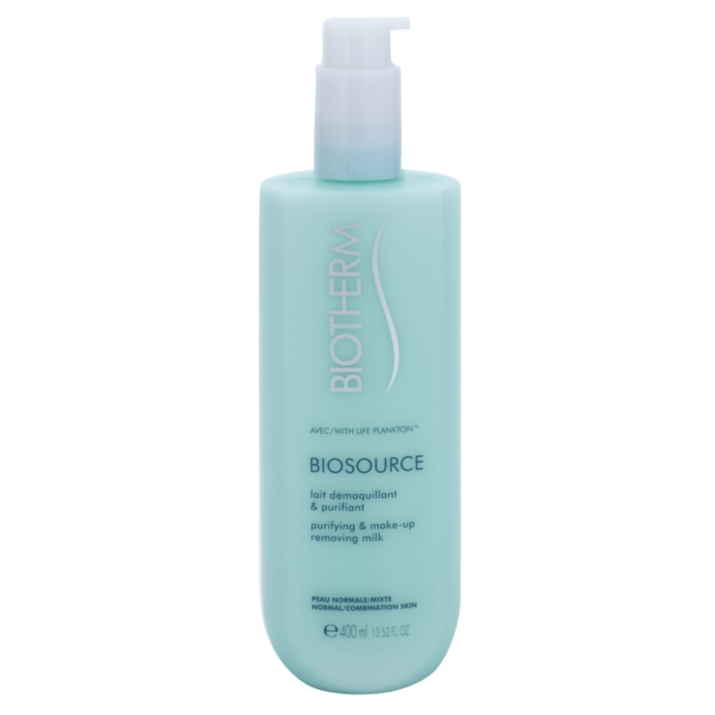 Biotherm Biosource Cleansing and Makeup Removing Lotion for Normal and Combination Skin 400 ml from Biotherm