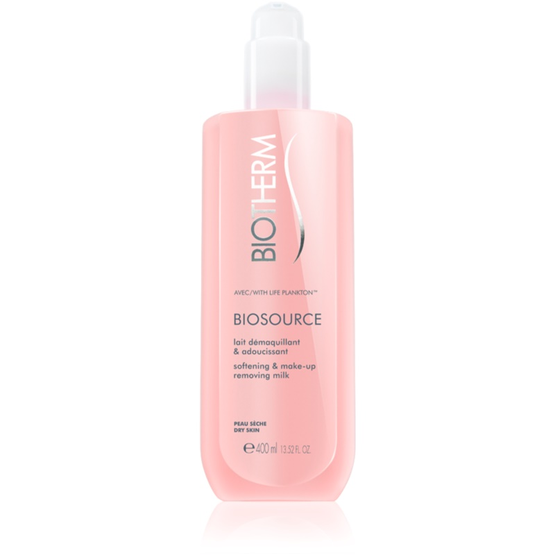 Biotherm Biosource Softening And Makeup Removing Milk 400 ml from Biotherm