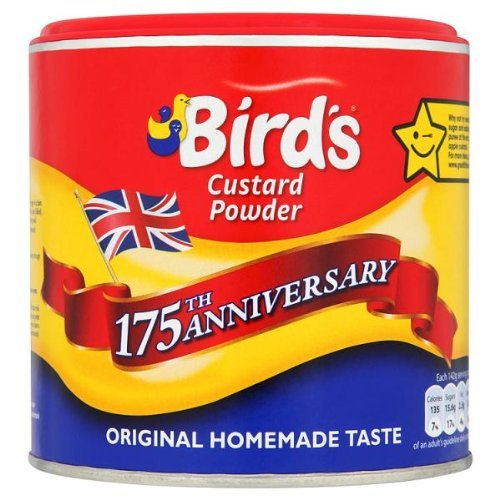 Bird's Custard Powder 300g (Pack of 6) from Bird