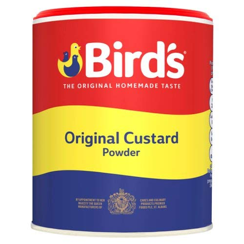 Birds Custard Powder Original Flavoured 300G x 3 Pack from Birds