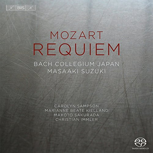 Mozart: Requiem [Carolyn Sampson, Marrianne Beste Kielland, Makato Sakurada, Masaaki Suzuki] [BIS: BIS2091] by Carolyn Sampson from Bis