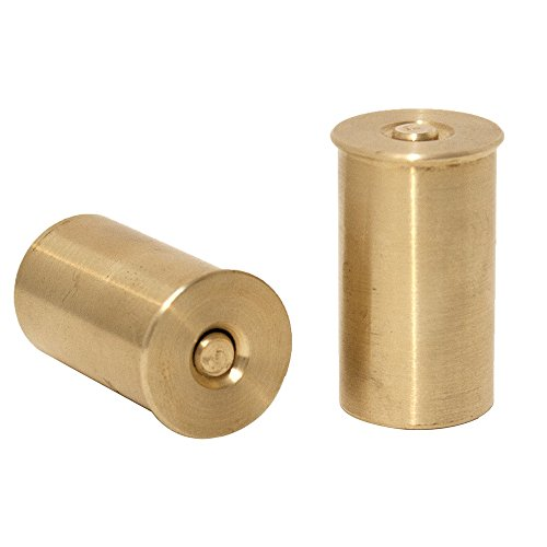 20 Gauge Bore Brass Snap Caps from Bisley