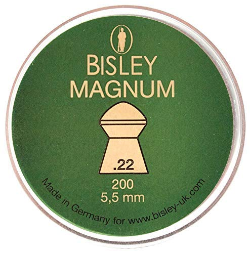 Bisley Magnum Airgun Pellets .22 from Bisley
