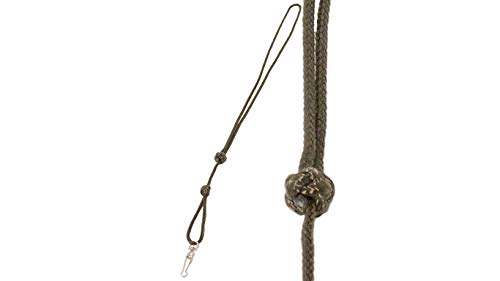 Bisley 4mm Cord Lanyard - green from Bisley