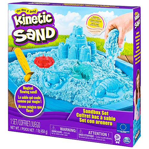 Kinetic Sand Playset Castle 454gr. -cv16- from Kinetic Sand