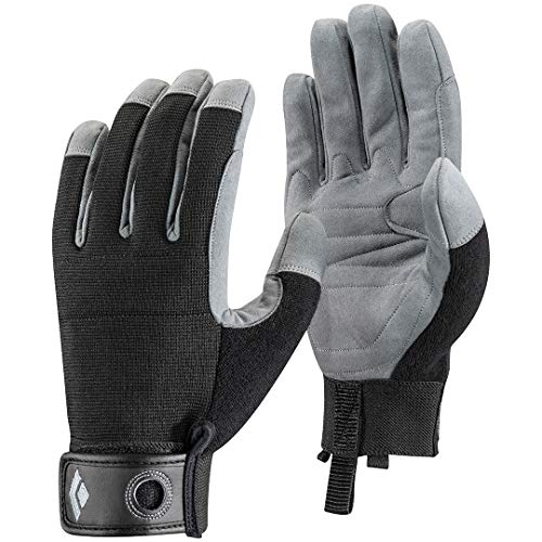 Black Diamond Crag Glove outdoor climbing and training gloves  L from Black Diamond
