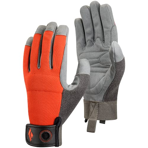 Black Diamond Crag Glove outdoor climbing and training gloves from Black Diamond