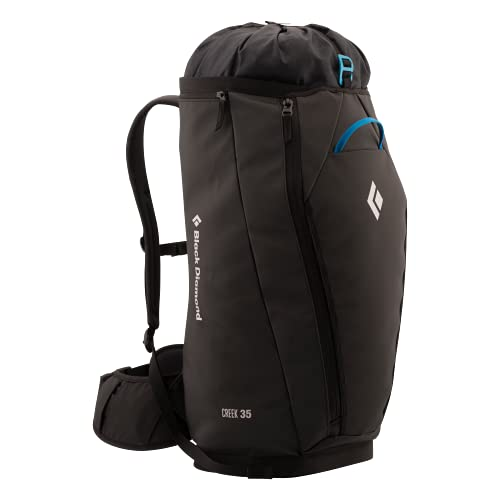 Black Diamond Creek 35 climbing backpack black Size M/L (35 l) 2016 daypack from Black Diamond