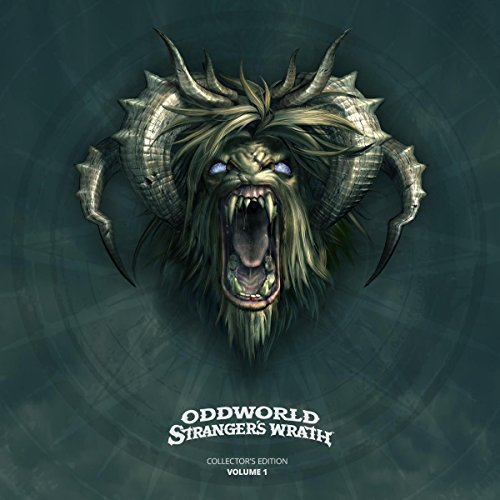 Oddworld: Stranger's Wrath OST [VINYL] from BLACK SCREEN REC