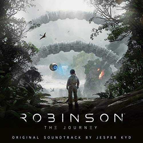 Robinson: The Journey [VINYL] from Black Screen