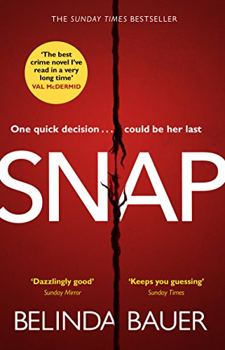 Snap: The Sunday Times Bestseller from Black Swan