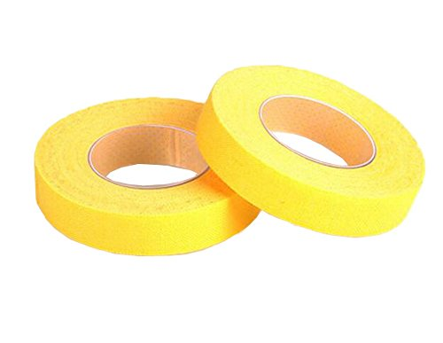 5 Rolls Finger Adhesive Tape for Guzheng/Guitar/Zither Strings Instrument, C from Black Temptation