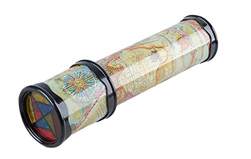 Educational Toys Classical Magic Kaleidoscope Best Gifts for kids from Black Temptation
