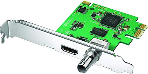 Blackmagic Design DeckLink Mini Monitor Internal PCI Video Capture Card from Blackmagic Design
