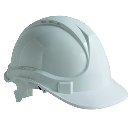 Blackrock 7000600 6 Point Safety Helmet White from Blackrock