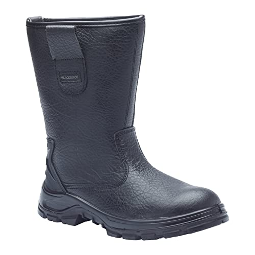 Blackrock SF01B Fur Lined Safety Rigger Boot S1-P SRC from Blackrock