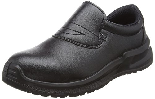 Blackrock Unisex-Adult Hygiene Slip-on Shoe S2 SRC Black from Blackrock
