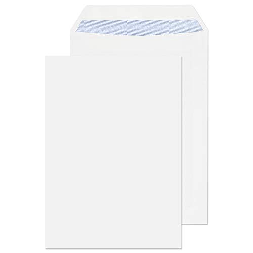 Blake Purely Everyday C5 229 x 162 mm 90gsm Self Seal Pocket Envelopes (13893) White - Pack of 500 from Blake