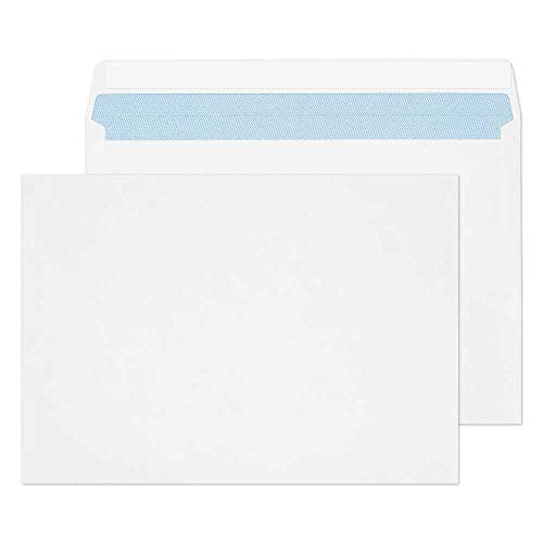Blake Purely Everyday C5 162 x 229 mm 100 gsm Peel & Seal Wallet Envelopes (23707) White - Pack of 500 from Blake
