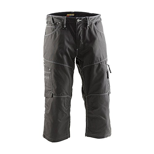 Blakläder 195818459800C50 Size C50 X1900 Urban Shorts - Dark Grey from Blakläder