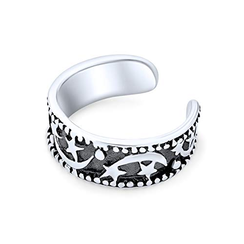 Celestial Moon And Stars Cartilage Band Ear Cuffs Wrap Helix 1 Piece Earring Black Oxidized Sterling Silver from Bling Jewelry