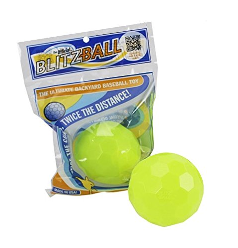 Blitzball Plastic Baseball (2 Pack) from Blitzball
