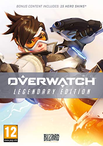 Overwatch Legendary Edition (PC CD) from Blizzard