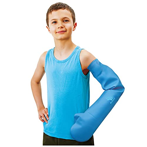 Bloccs Child Full Arm Waterproof Cast Cover from Bloccs