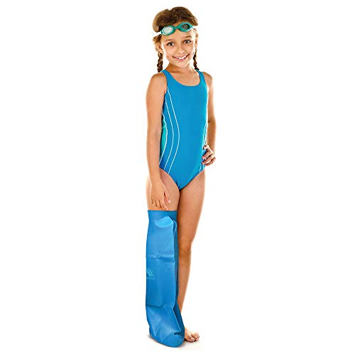 Bloccs Child Full Leg Waterproof Cast Cover from Bloccs