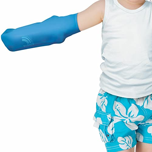 Bloccs Child Short Arm Waterproof Cast Cover from Bloccs