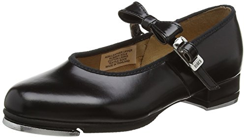 Bloch S0352L Merry Jane Girls Tap Shoes, Black,, 2.5 UK (35.5 EU) (5.5 US) from Bloch
