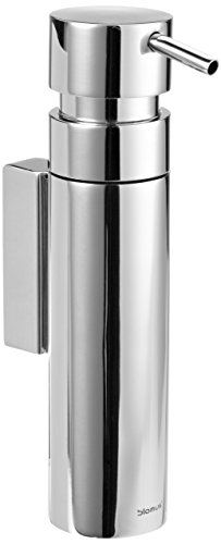 blomus 68683 wall-mounted soap dispenser, polished NEXIO from blomus