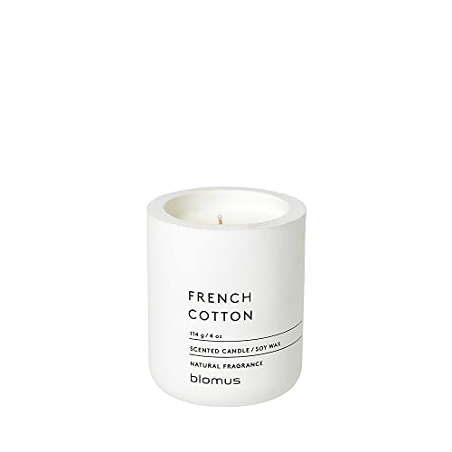 blomus Fraga Scented Candle Lilly White M from blomus