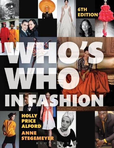 Who's Who in Fashion from Bloombury
