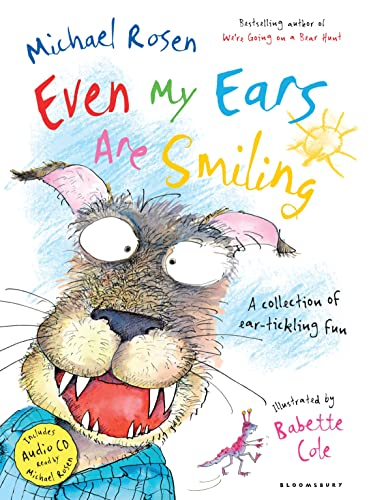Even My Ears Are Smiling (Book and CD) from Bloomsbury Children's Books