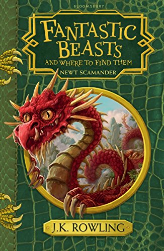 Fantastic Beasts and Where to Find Them (Hogwarts Library Book) from Bloomsbury Publishing PLC