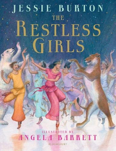 The Restless Girls: A dazzling, feminist fairytale from the bestselling author of The Miniaturist from Bloomsbury Children's Books