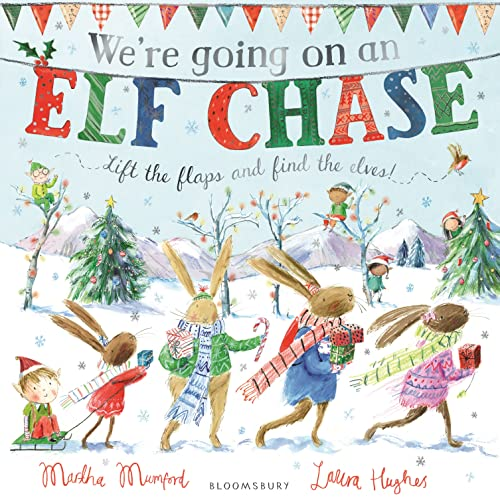 We're Going on an Elf Chase from Bloomsbury Children's Books