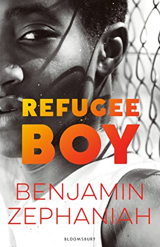 Refugee Boy from Bloomsbury Children's Books
