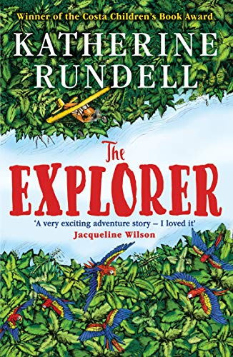 The Explorer from Bloomsbury Children's Books